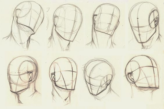 Pin De Jordan Em Anatomiya Desenhos De Homens Desenho De Rosto Ideias Para Caderno De Desenho