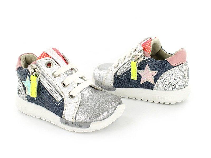 Shoesme RunFlex sneaker Meisjes maat 19 tm 30 Blauw