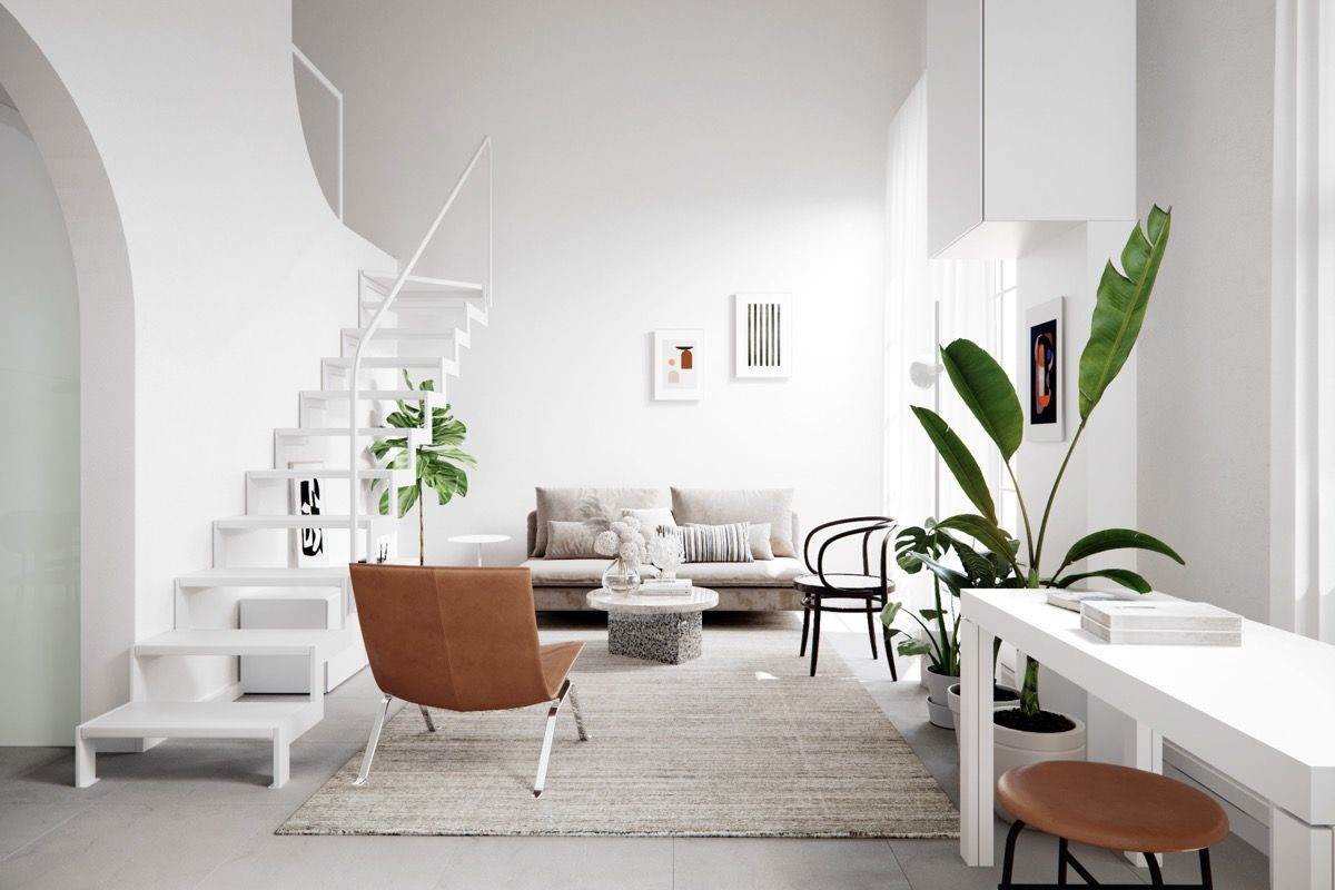 3 Homes That Show Off The Beauty In Simplicity Of Modern Scandinavian Design Modern Scandinavian Design Scandinavian Style Interior Interior Design