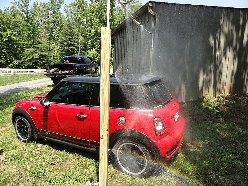 Diy car wash 14 shopping pinterest diy car diy car wash solutioingenieria Gallery
