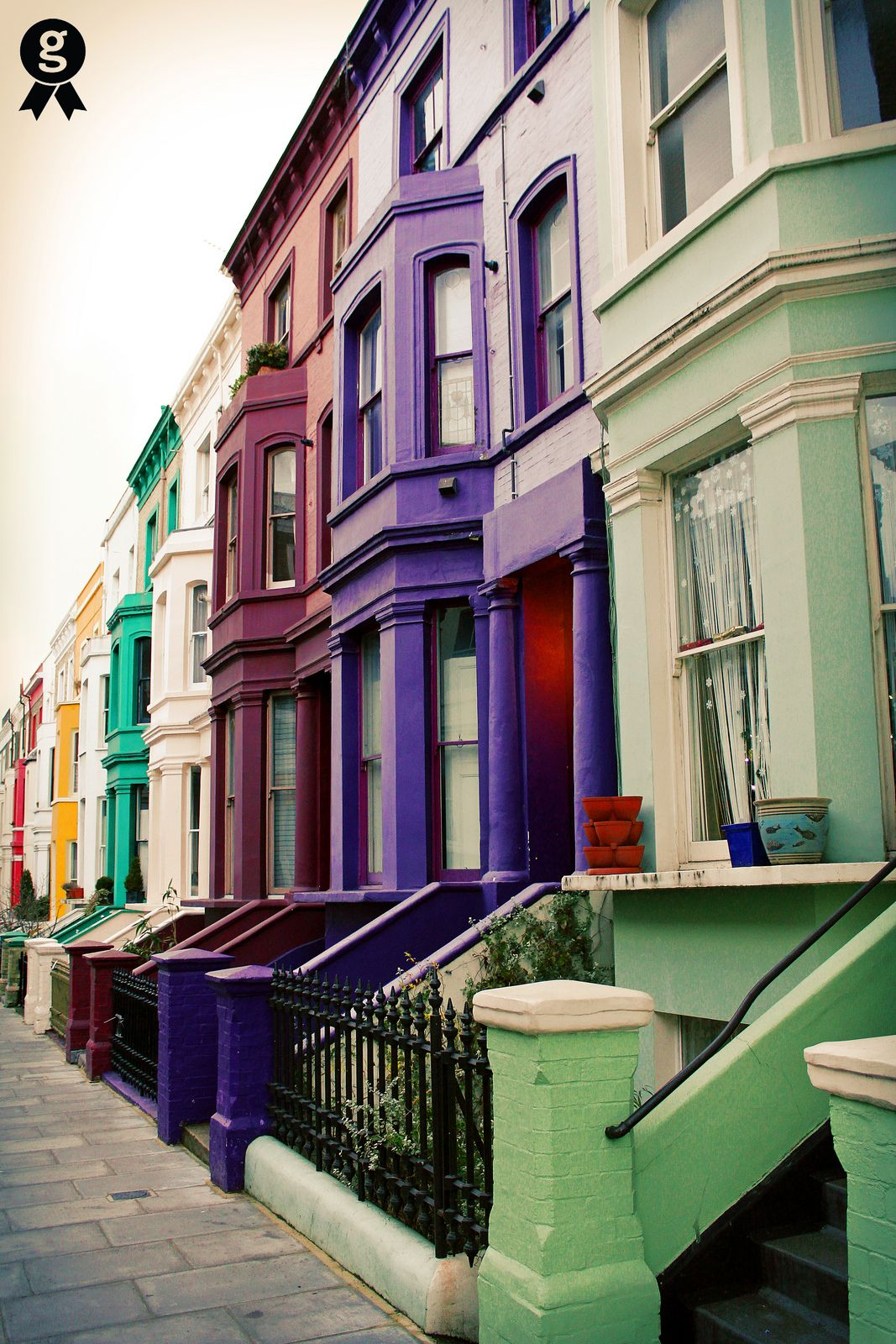 Notting Hill London: The United Colours Of Notting Hill