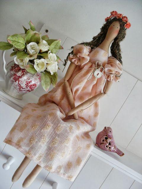 Orquídea de Feltro: Delicadeza ...
