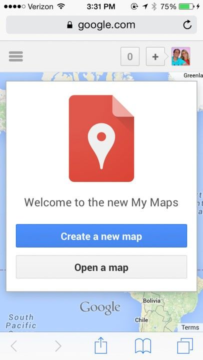 super helpful tutorial to create a custom travel map with google maps a must have