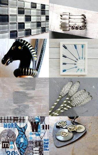 Industrial Strength Etsy by  Deb Babcock from BlueSkyPotteryCO     --Pinned with TreasuryPin.com