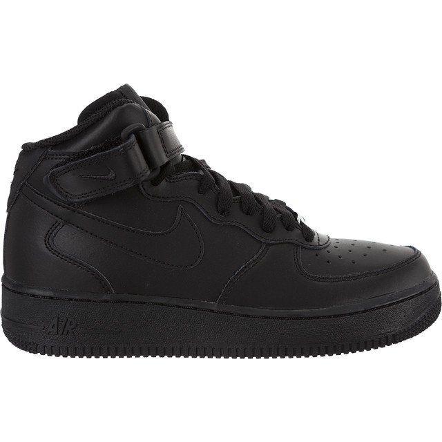 new product 65cff 7269a Trampki Damskie Nike Czarne Nike Air Force 1