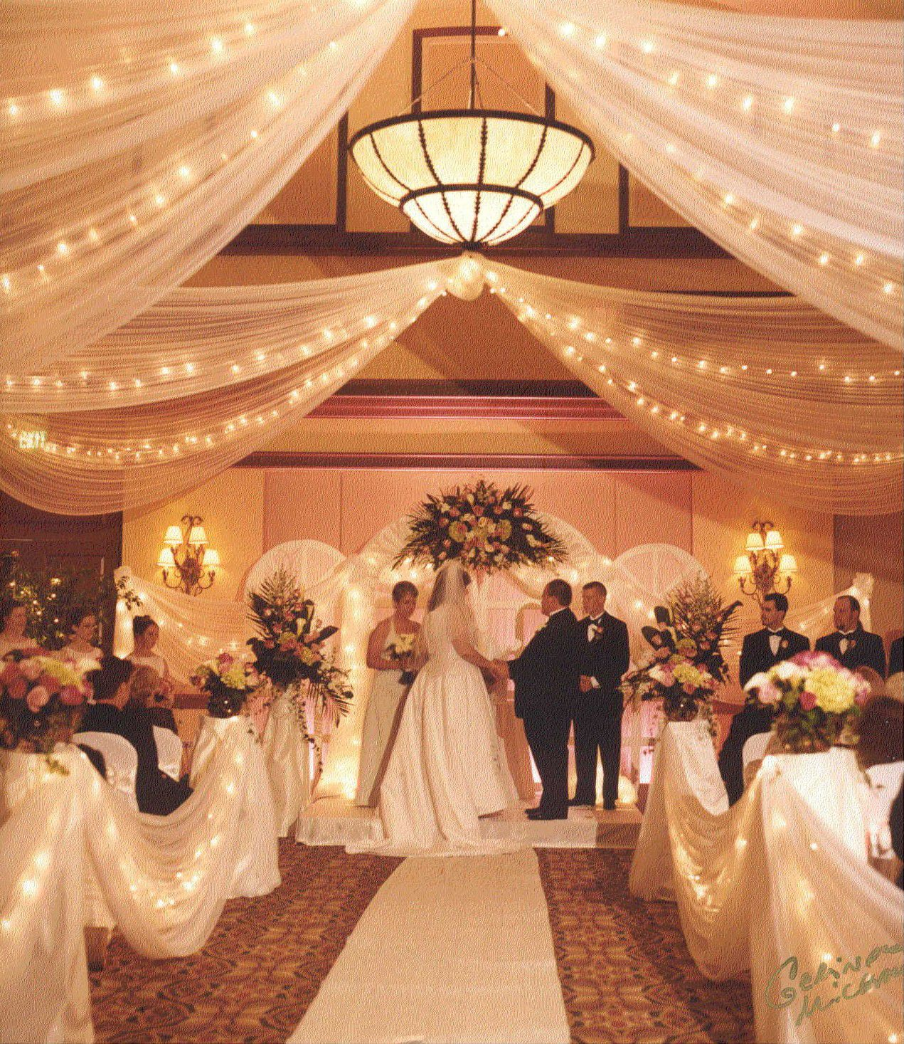 Whether You Have An Outdoor Or Indoor Wedding Ceremony