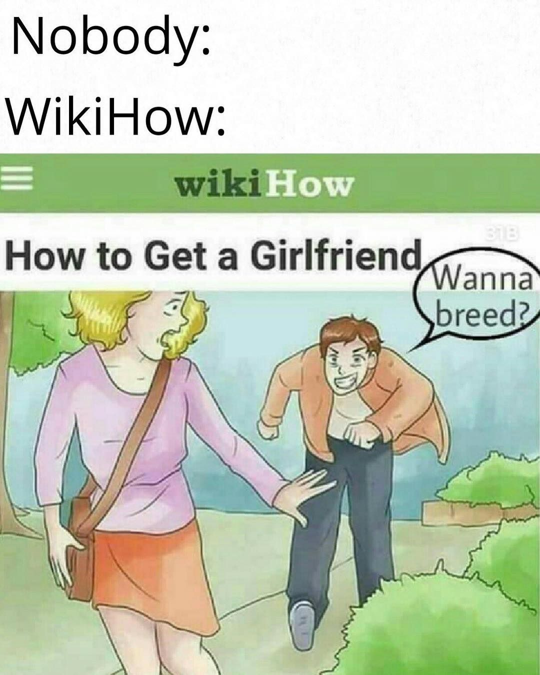Wikihow how to get a girlfriend when youre autistic