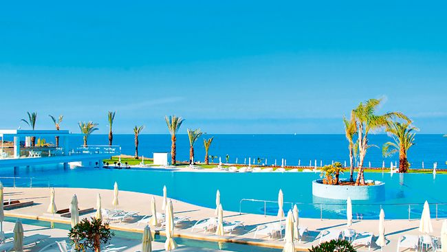 Hotel King Evelthon Beach - Cypr (Paphos) 3419