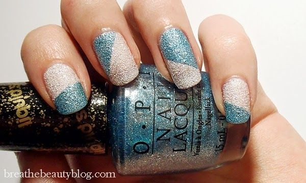 Breathebeauty Notd Featuring Opi Liquid Sand From The Bond Girls