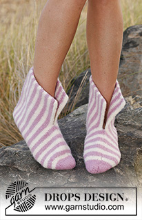 Photo of Free knitting patterns and crochet patterns by DROPS Design