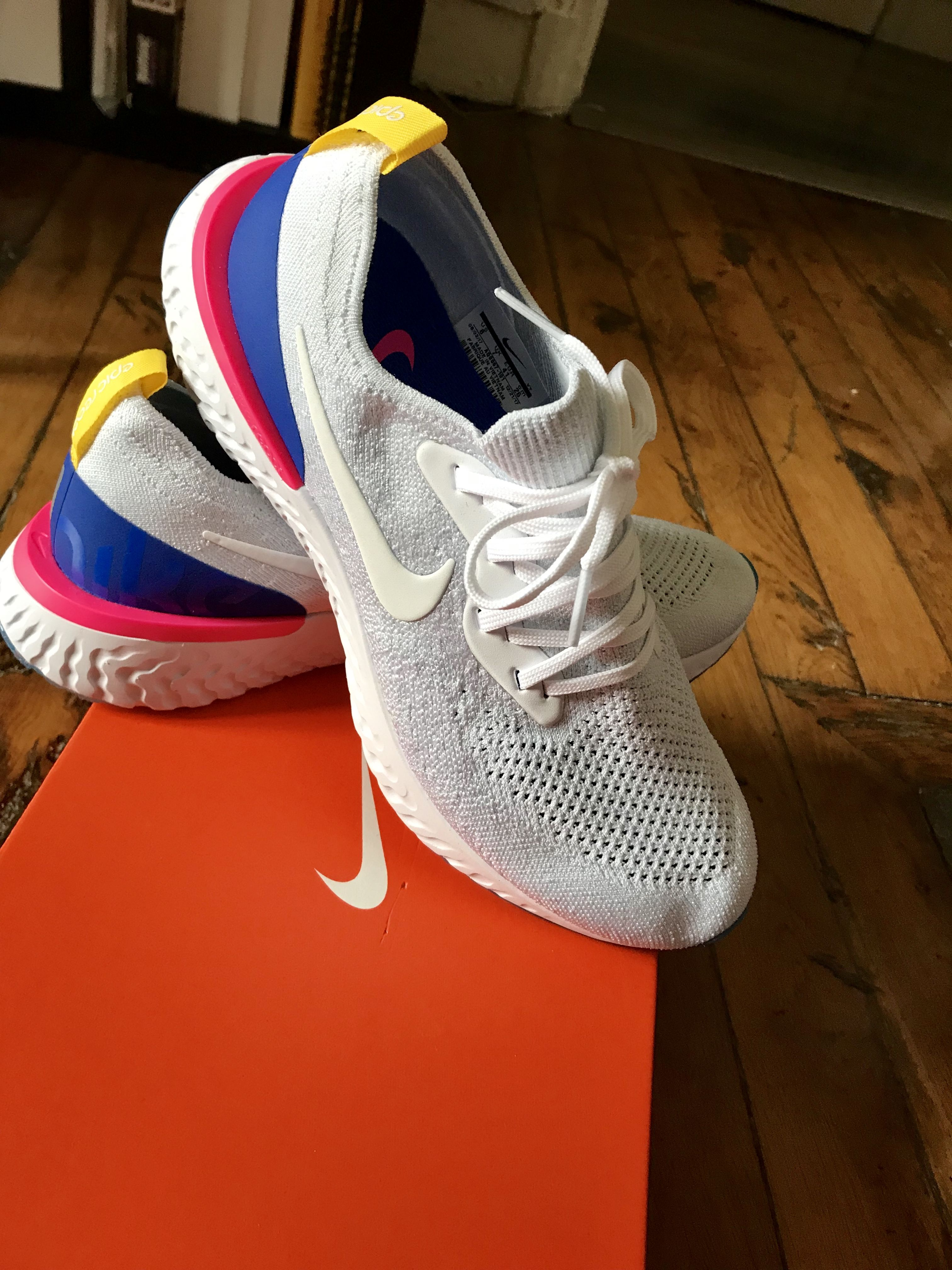aac13d85ab96 Nike Epic React Flyknit.