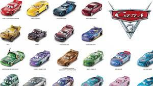 Image Result For Disney Cars Characters Names Carros