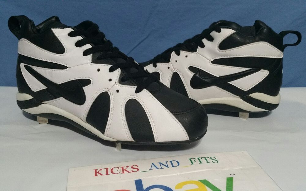 the latest e9f31 9644e Vtg OG 1994 Nike Air Show Fury 3/4 Griffey Jr Baseball ...