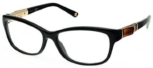 acb2c03e0f32 Gucci GG3673 Eyeglasses-04UA Black -53mm