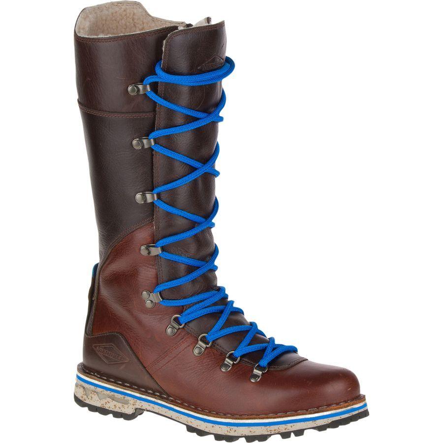Merrell - Waitsfield Sugarbush Tall Waterproof Boot - Women's - Sunned