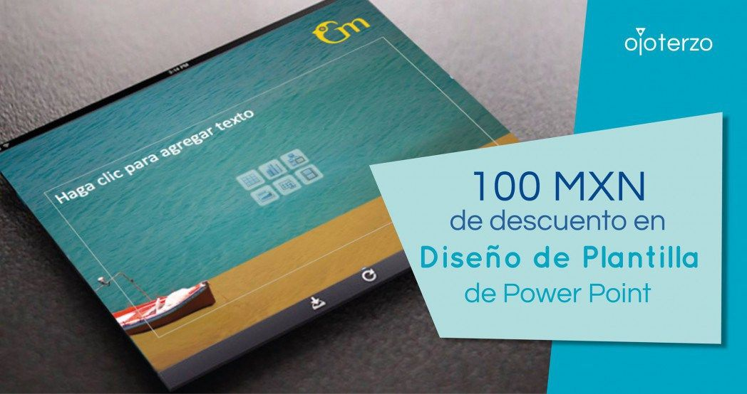 100 de descuento en dise o de plantilla editable para for Disenos de powerpoint