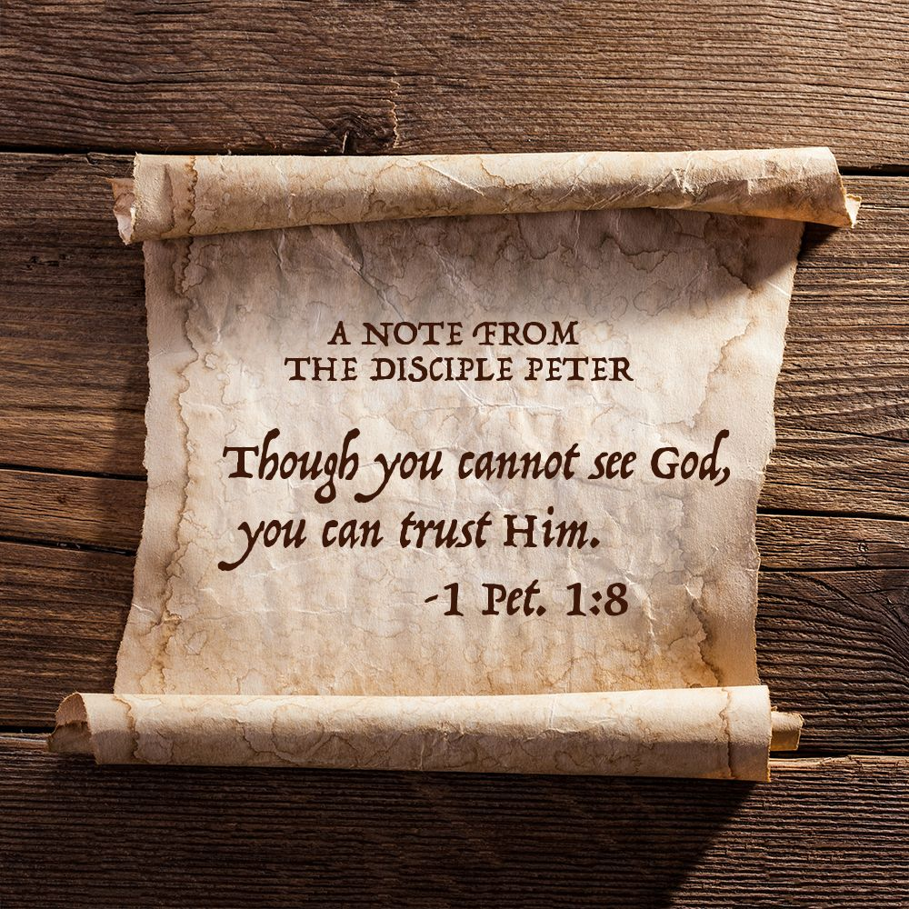 Image result for Put Your Trust in God: He Never Fails