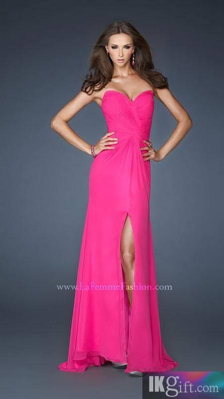 fiusha   moda   Pinterest   Damitas de honor, Vestidos damas de ...