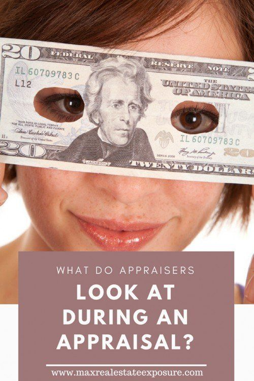 Real Estate Appraisal: What Appraisers Look At