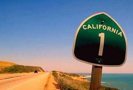 ...garoto eu vou para California...