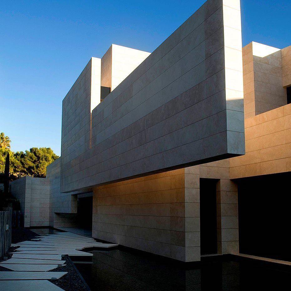 Marbella House by A cero Location Marbella Spain via ...