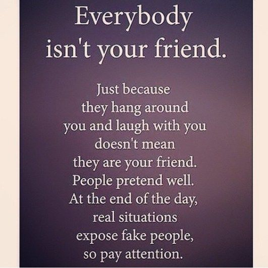 Top 55 Awesome Quotes On Fake Friends And Fake People ...