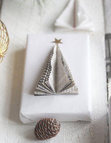 6 einfache Geschenkverpackungsideen für Weihnachten
