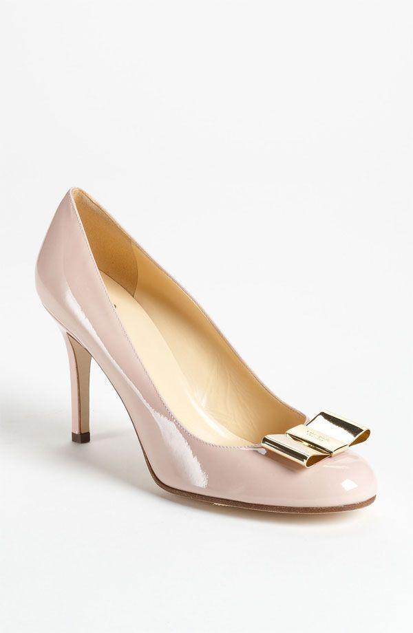 a7d47440099e Kate Spade  Karolina  pumps. Prettiest shoes I own.