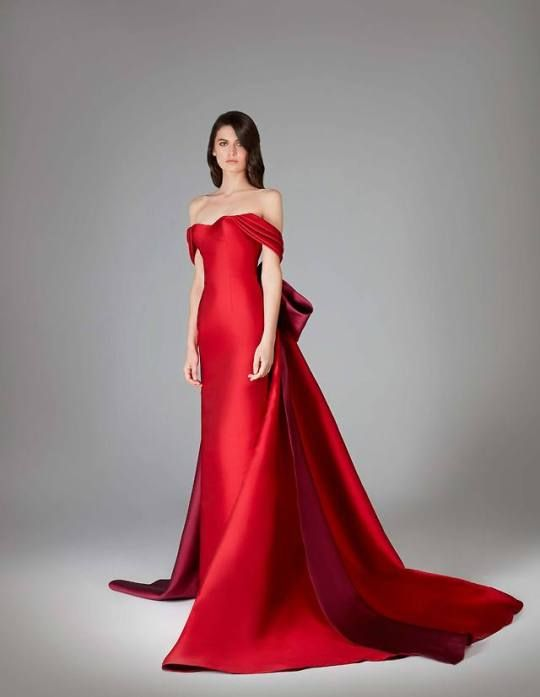 Hamda al Fahim | Fall/Winter 2018 Couture | Gorgeous gowns ...
