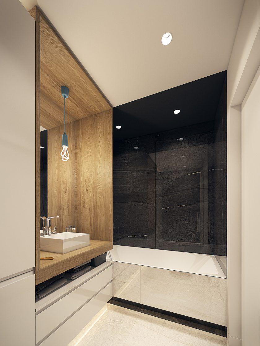 Moderne eigentumswohnung bathrooms pinterest for Dekor wohnungen