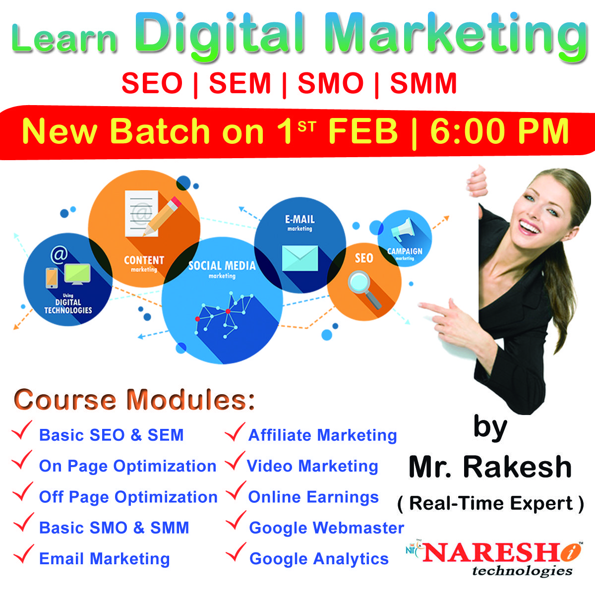 Review  Online Marketing Classroom