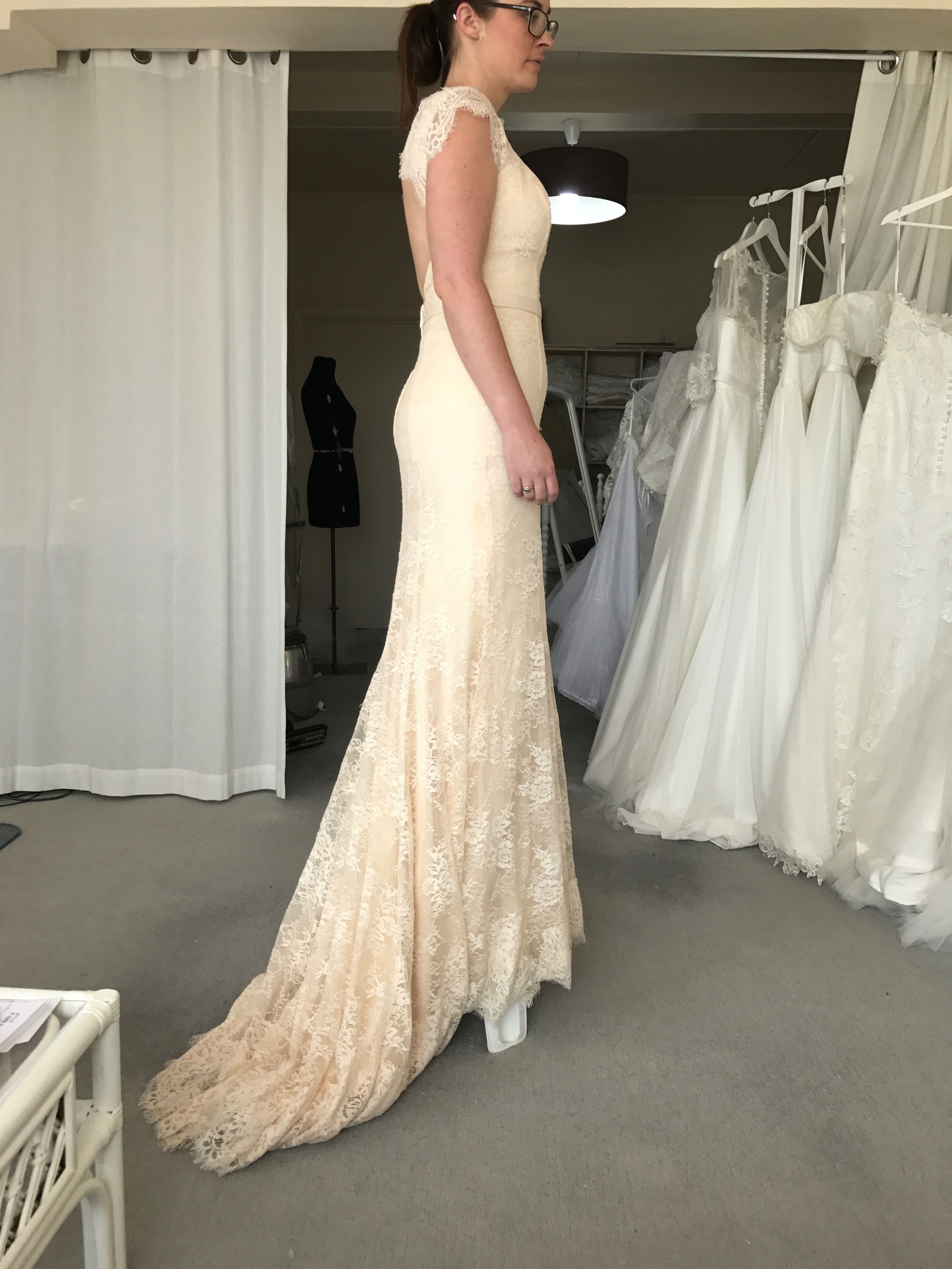 Hayley paige dori wedding dress  Pin by Shani Sowman on Here comes the bride   Pinterest