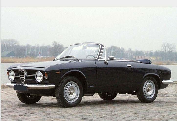 1965 Alfa Romeo Giulia Gtc Alfa Romeo Giulia Alfa Romeo Alfa Romeo Cars