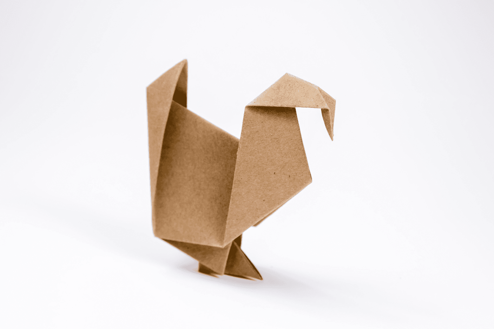 How to make an origami turkey origami birds easy origami and learn how to make an easy origami turkey with this simple step by step jeuxipadfo Image collections