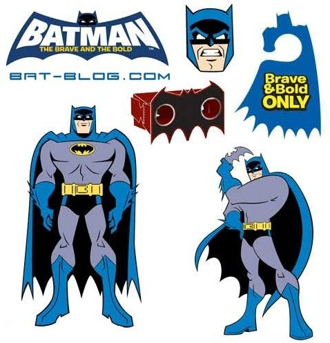 New Batman The Brave And The Bold Merchandise Products Batman