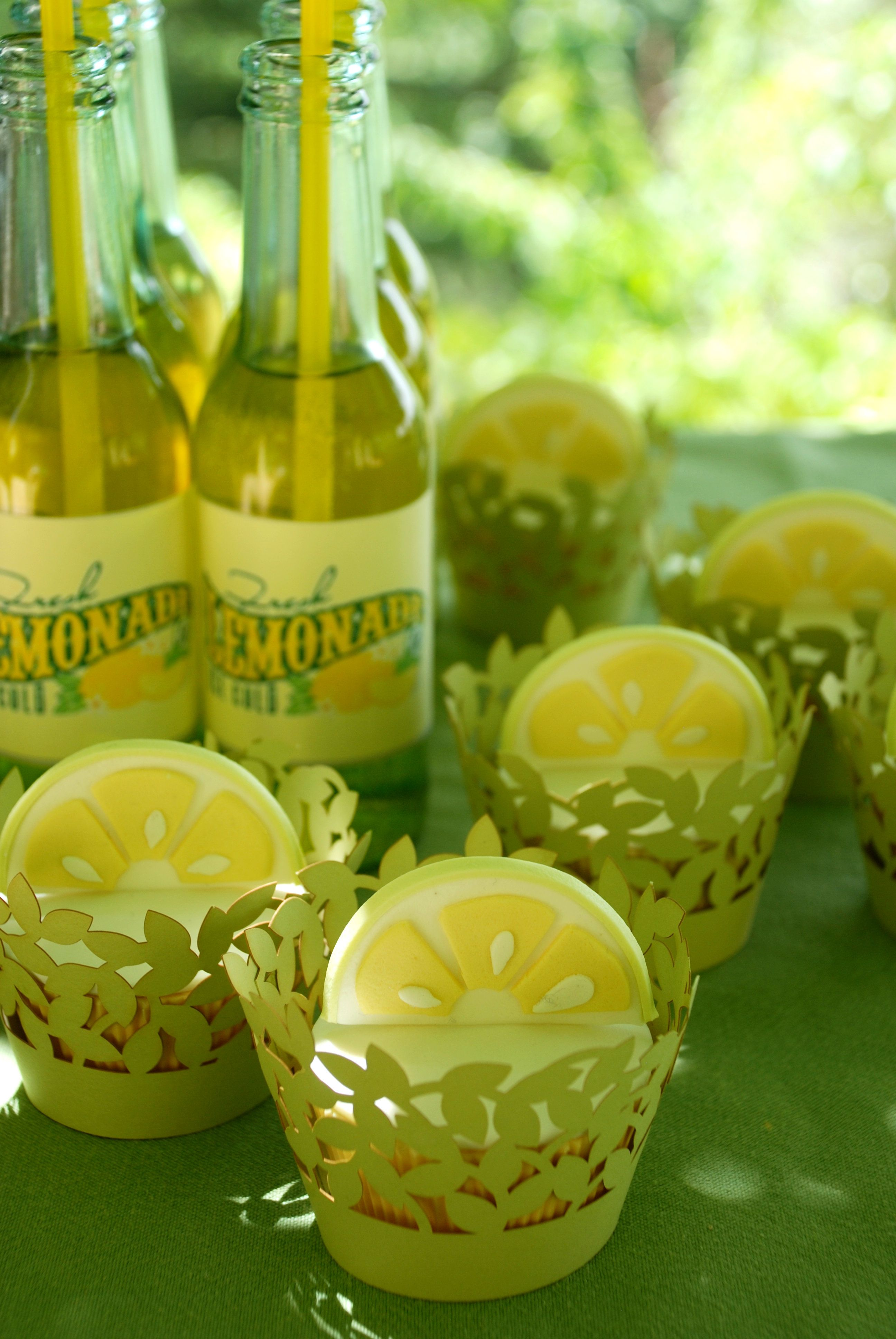 Lemon swett table .