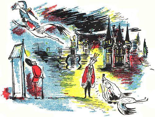 Vintage Kids' Books My Kid Loves: Mrs. Easter and the Storks