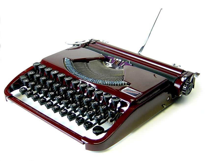 5 Reasons Using A Typewriter Makes You A Better Writer Typewriter Vintage Typewriter For Sale Typewriter For Sale