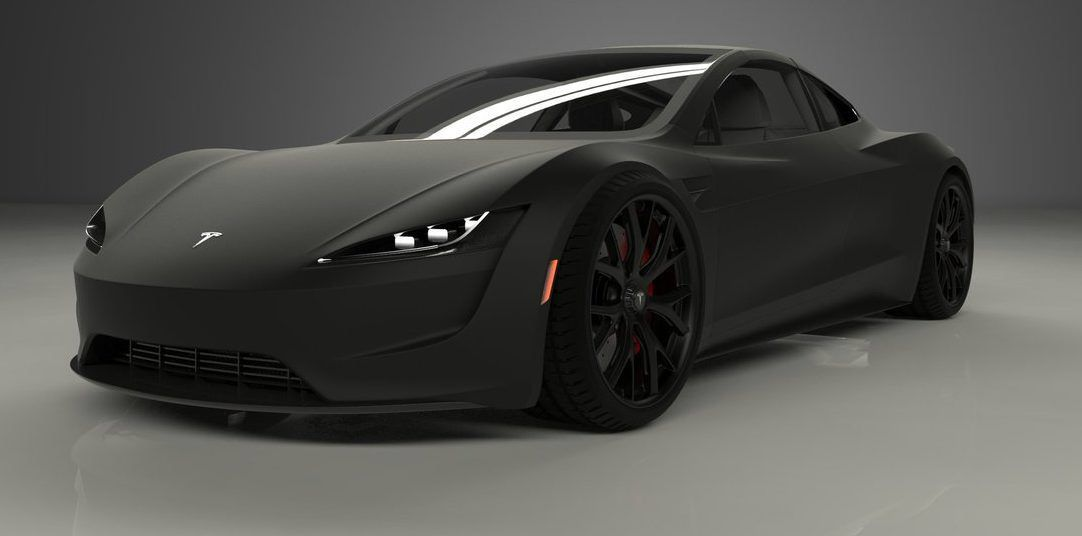 Street Dreams Drip Drip Drip Matte Black Cars Tesla Roadster Luxury Cars Rolls Royce