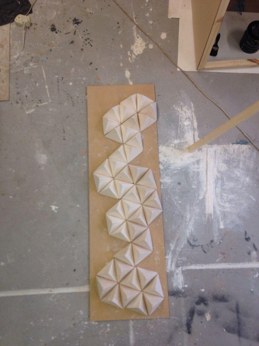 Installation idea #1 | Geometric, Development, Installation