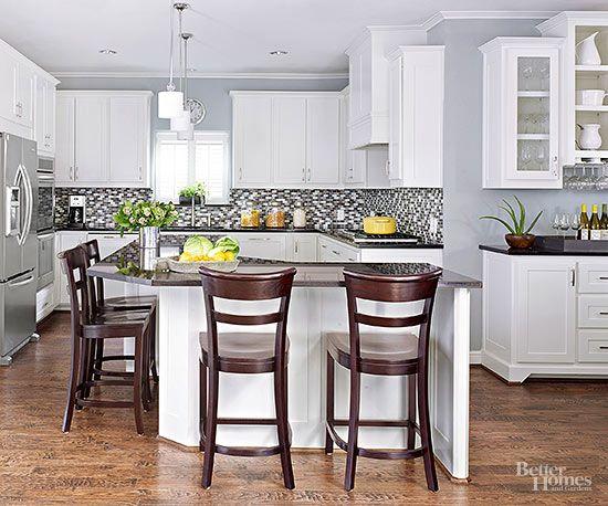 Unique Interior Kitchen Paint Colors