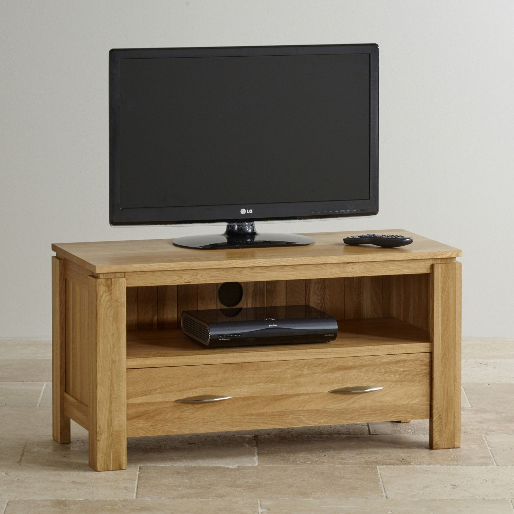 The Galway Natural Solid Oak Tv Dvd Stand Is One Of Our Most