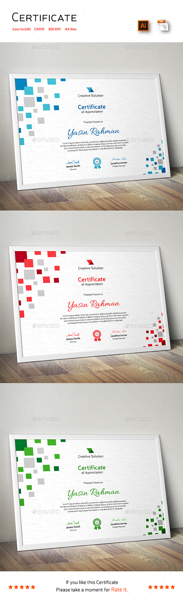 pin by best graphic design on certificate templates