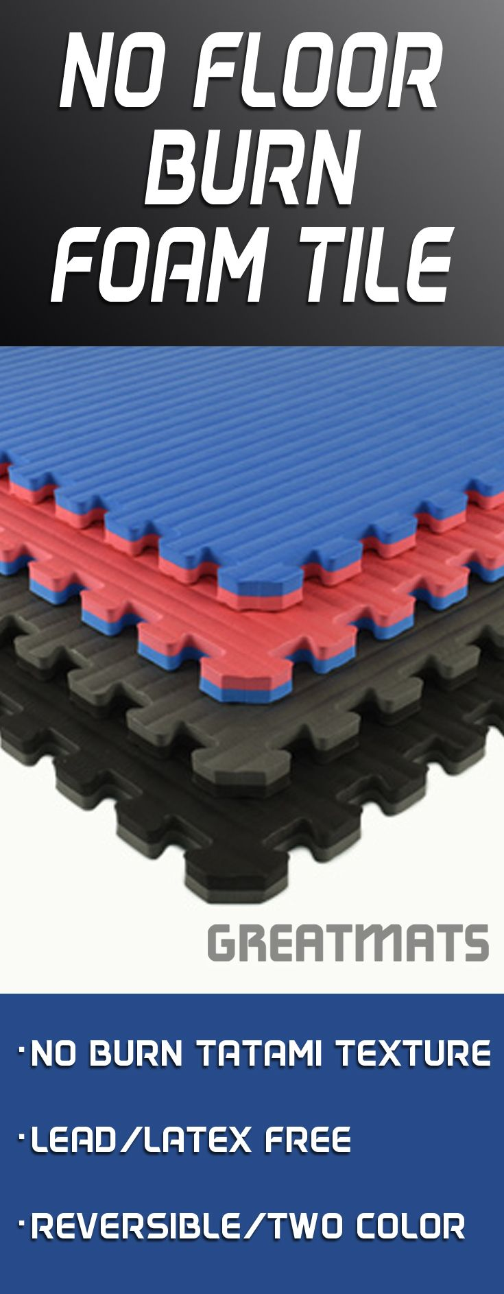 Free of lead and latex this foam floor tile also protects your free of lead and latex this foam floor tile also protects your skins with its dailygadgetfo Choice Image