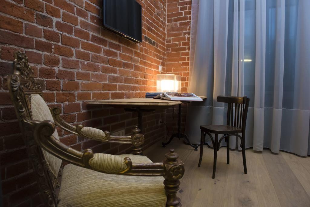 Brick Design Hotel (Oroszország Moszkva)   Booking.com