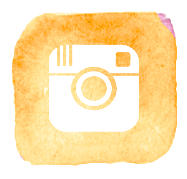 Aquicon instagram icon watercolor png 18774 Free Icons