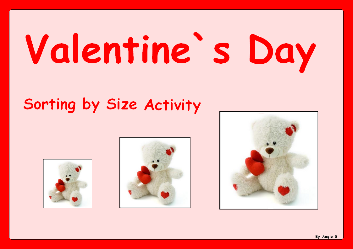 Valentine S Day Activity
