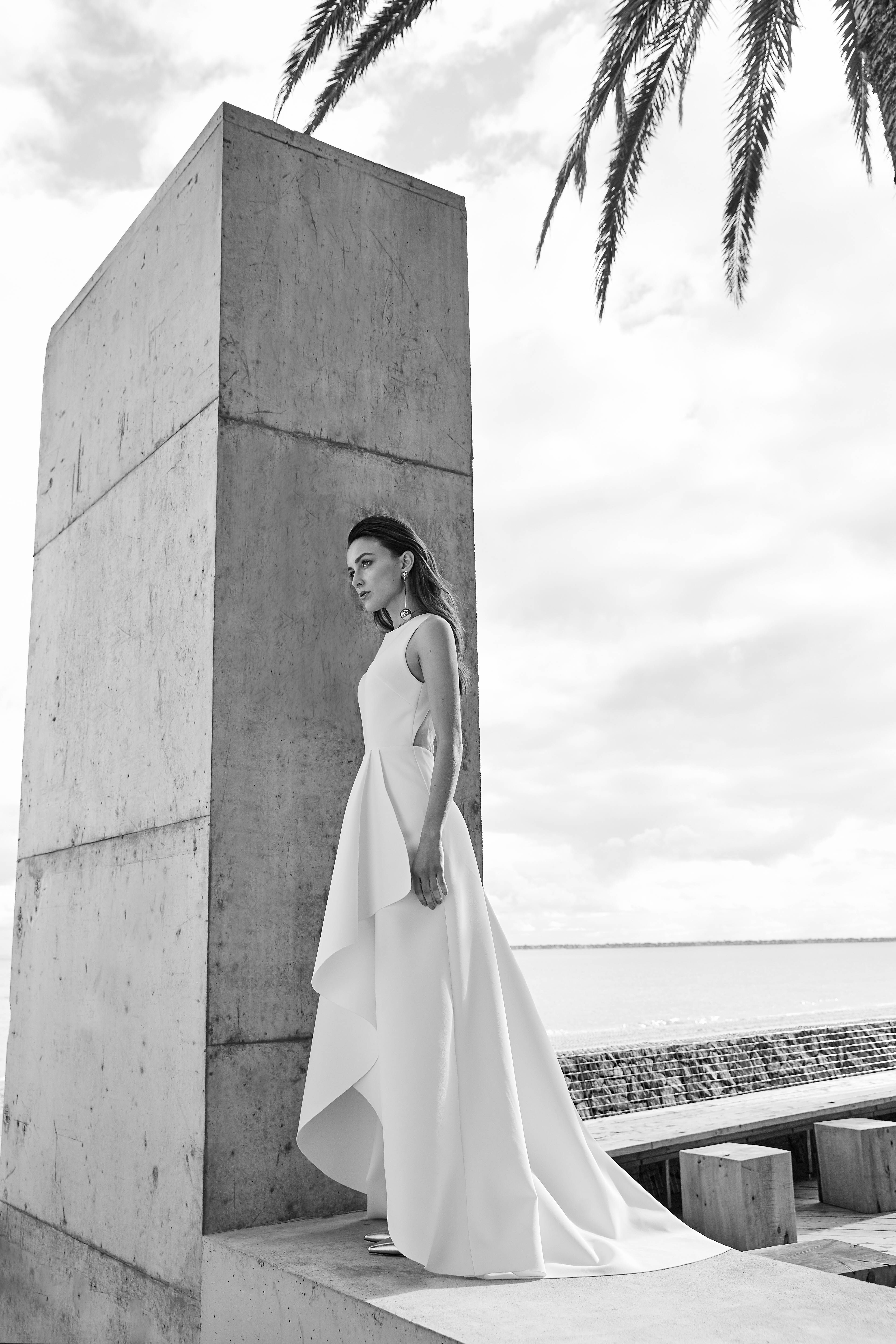brand: chosen (by one day australian company) dress name: east ...