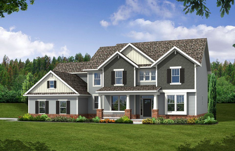 Home Features Newhaven New Home