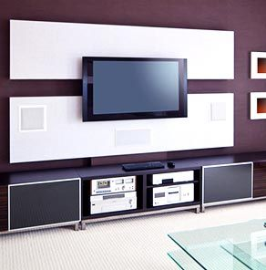 A Guide To Wall Mounting Your Flat Screen Tv At The Home Depot